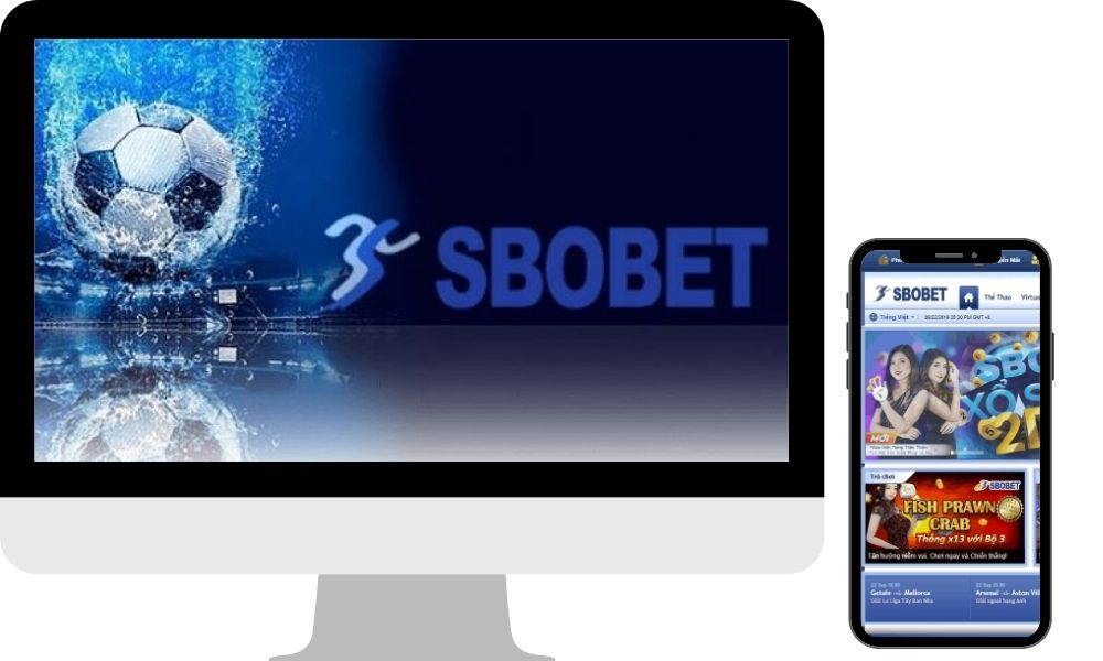 SBOBET có giao diện thân thiện với mọi máy tính, điện thoại