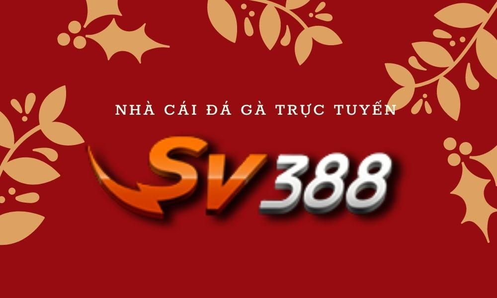 SV388 Nhà cái đá gà trực tuyến uy tín